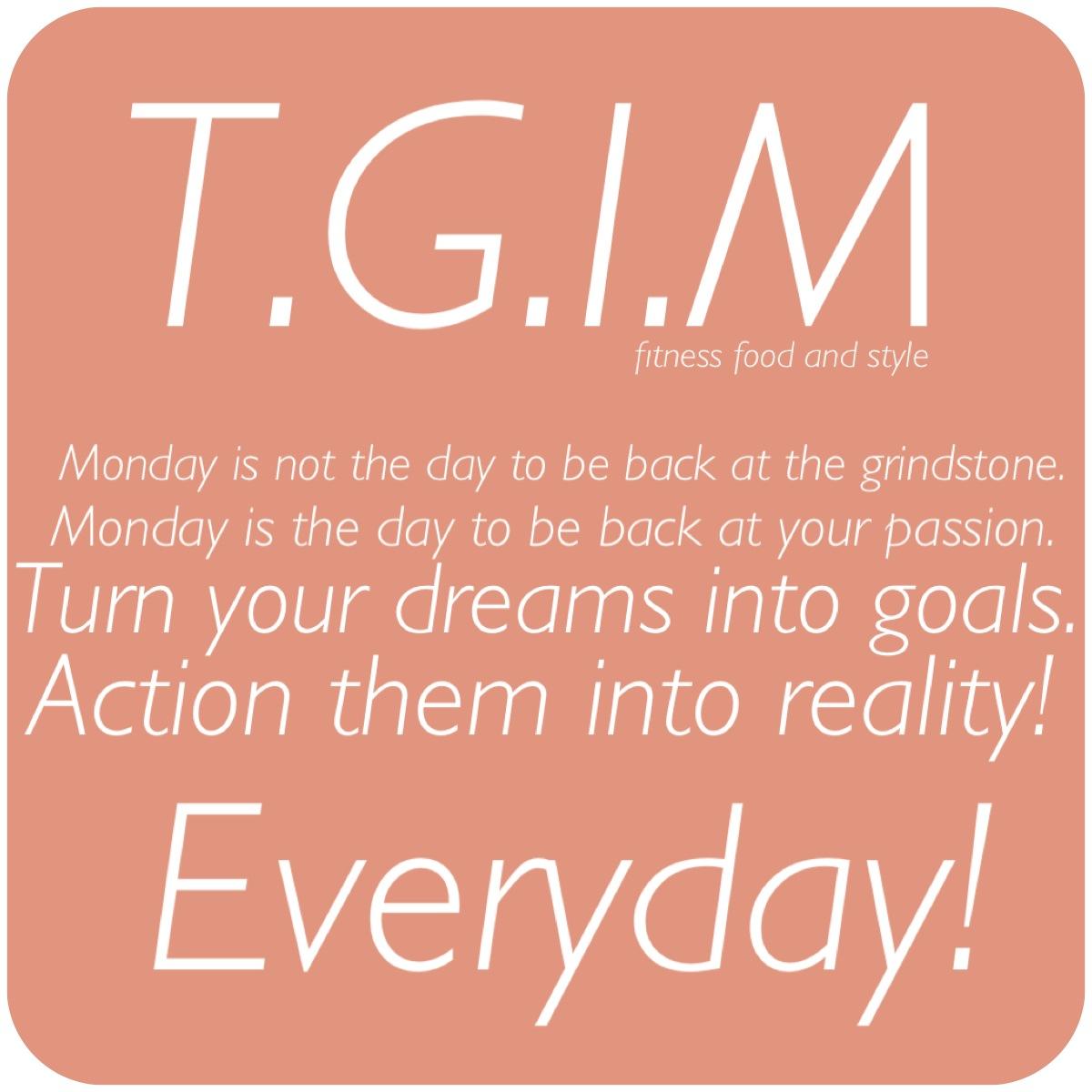Motivational Mondays Quotes: Monday Motivation